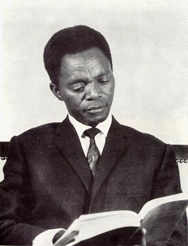 President Gregoire Kayibanda du Rwanda (1962-1973)