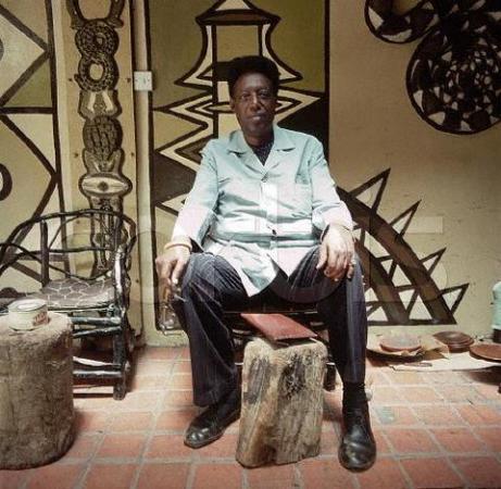 Jean-Baptiste Ndahindurwa Kigeri V - Mwami du Rwanda